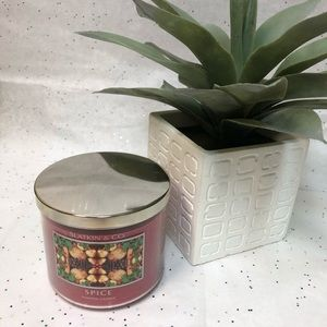 Slatkin & Co Spice Candle